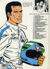 Verso de Michel Vaillant -20f1983- Rodéo sur 2 roues