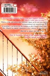Verso de Teach me love -3- Tome 3
