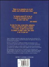 Verso de (AUT) Binet - Petites vacheries entre musiciens