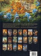 Verso de Trolls de Troy -14a2015- L'histoire de Waha