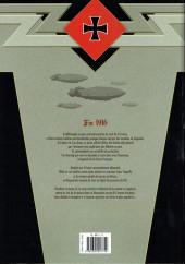Verso de Zeppelin's War -2- Mission raspoutine
