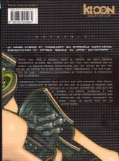 Verso de Last Hero Inuyashiki -6- Vol. 6