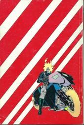 Verso de Ghost Rider (Semic) -Rec02- Album N°2 (du n°4 au n°6)