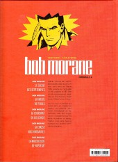Verso de Bob Morane 10 (Intégrale Le Lombard) -4- Intégrale 4
