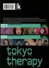 Verso de Tokyo Therapy -2- Tome 2