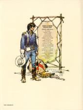 Verso de Blueberry -6c1984- L'homme à l'étoile d'argent
