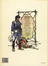 Verso de Blueberry -7b88- Le cheval de fer