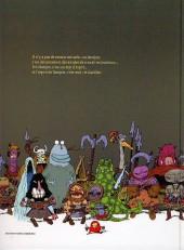 Verso de Donjon Parade -1HC2008- Un donjon de trop