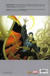 Verso de Doctor Strange -1- Les Voies de l'étrange