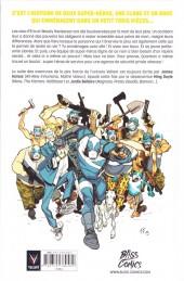 Verso de Quantum & Woody -2- (In)sécurité nationale