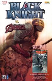 Verso de All-New Avengers -51/2- Effrayante symétrie