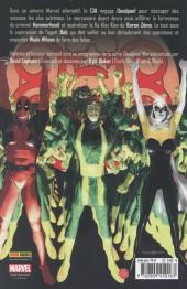 Verso de Deadpool Max -INT- Longue vie a l'hydra