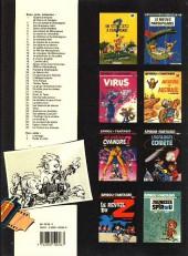 Verso de Spirou et Fantasio -4g89- Spirou et les héritiers