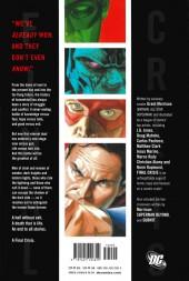 Verso de Final Crisis (2008) -INT- Final Crisis