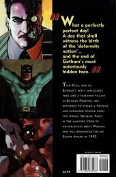 Verso de Batman: Legends of the Dark Knight (1989) -INTa- Batman: Faces