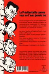 Verso de Charlie Hebdo - Présidentielle 2007