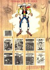 Verso de Lucky Luke -5b86- Lucky luke contre pat poker