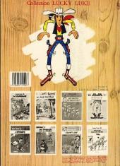 Verso de Lucky Luke -7b86- L'élixir du docteur doxey