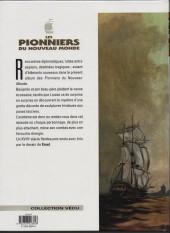 Verso de Les pionniers du Nouveau Monde -11a2000- Le piège de la rochelle