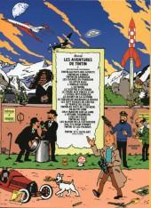 Verso de Tintin - Pastiches, parodies & pirates -19g- Tintin et l'Alph-Art