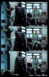 Verso de Darth Vader (2015) -25- Book IV, Part VI : End Of Games