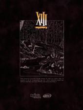 Verso de XIII Mystery -10TL- Calvin Wax
