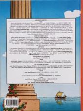 Verso de Alix -11c2007- Le prince du Nil