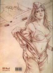 Verso de Betty & Dodge -HS3a- Art Book