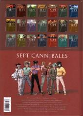 Verso de Sept -19- Sept cannibales