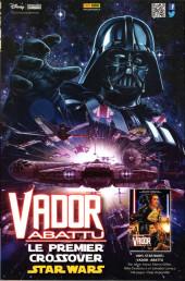 Verso de Star Wars (Panini Comics - 2015) -10- Prison rebelle
