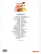 Verso de Garfield -63- Aaagh !