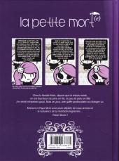 Verso de La petite Mort -4- La Petite Mort(e)