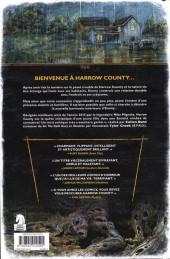 Verso de Harrow County -2- Bis repetita