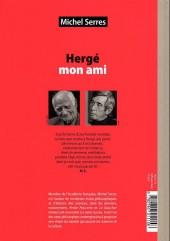 Verso de (AUT) Hergé -16a16- Hergé mon ami