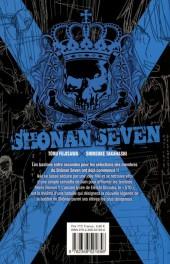 Verso de GTO Stories - Shonan Seven -2- Tome 2