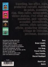 Verso de Les guides Léandri -3- Le guide du cinéma