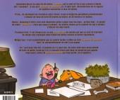 Verso de Illustré (Le Petit) (La Sirène / Soleil Productions / Elcy) - Le Portable illustré de A à Z