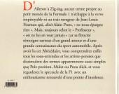 Verso de Illustré (Le Petit) (La Sirène / Soleil Productions / Elcy) - La F1 illustrée de A à Z