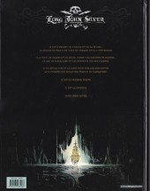 Verso de Long John Silver -3a10- Le labyrinthe d'Émeraude