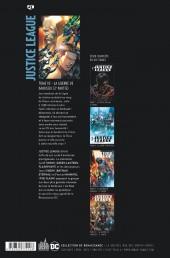 Verso de Justice League (DC Renaissance) -10- La Guerre de Darkseid - 2e partie