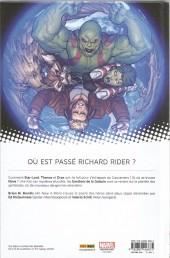 Verso de Les gardiens de la Galaxie (Marvel Now!) -4- Original Sin