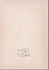 Verso de Strange -Rec041- Album N°41 (du n°122 au n°124)
