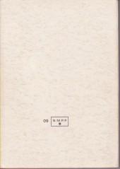 Verso de Strange -Rec035- Album N°35 (du n°104 au n°106)