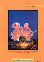 Verso de Les aventures d'Alef-Thau -2a84- Le prince manchot