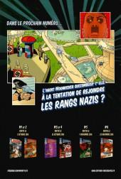 Verso de Infinity 8 -4- Retour vers le Führer 4/6