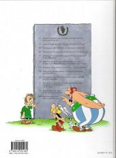 Verso de Astérix (Hors Série) -C01d16- Les XII travaux d'Astérix