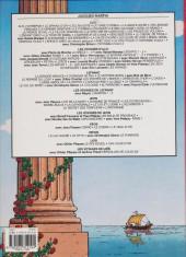 Verso de Alix -1d2005- Alix l'intrépide