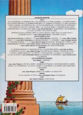Verso de Alix -2d2003- Le sphinx d'or