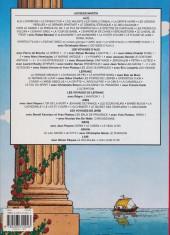 Verso de Alix -7c2005- Le Dernier Spartiate