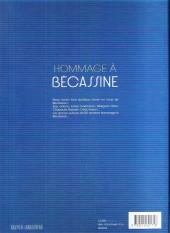 Verso de Bécassine -HS4- Hommage à Bécassine